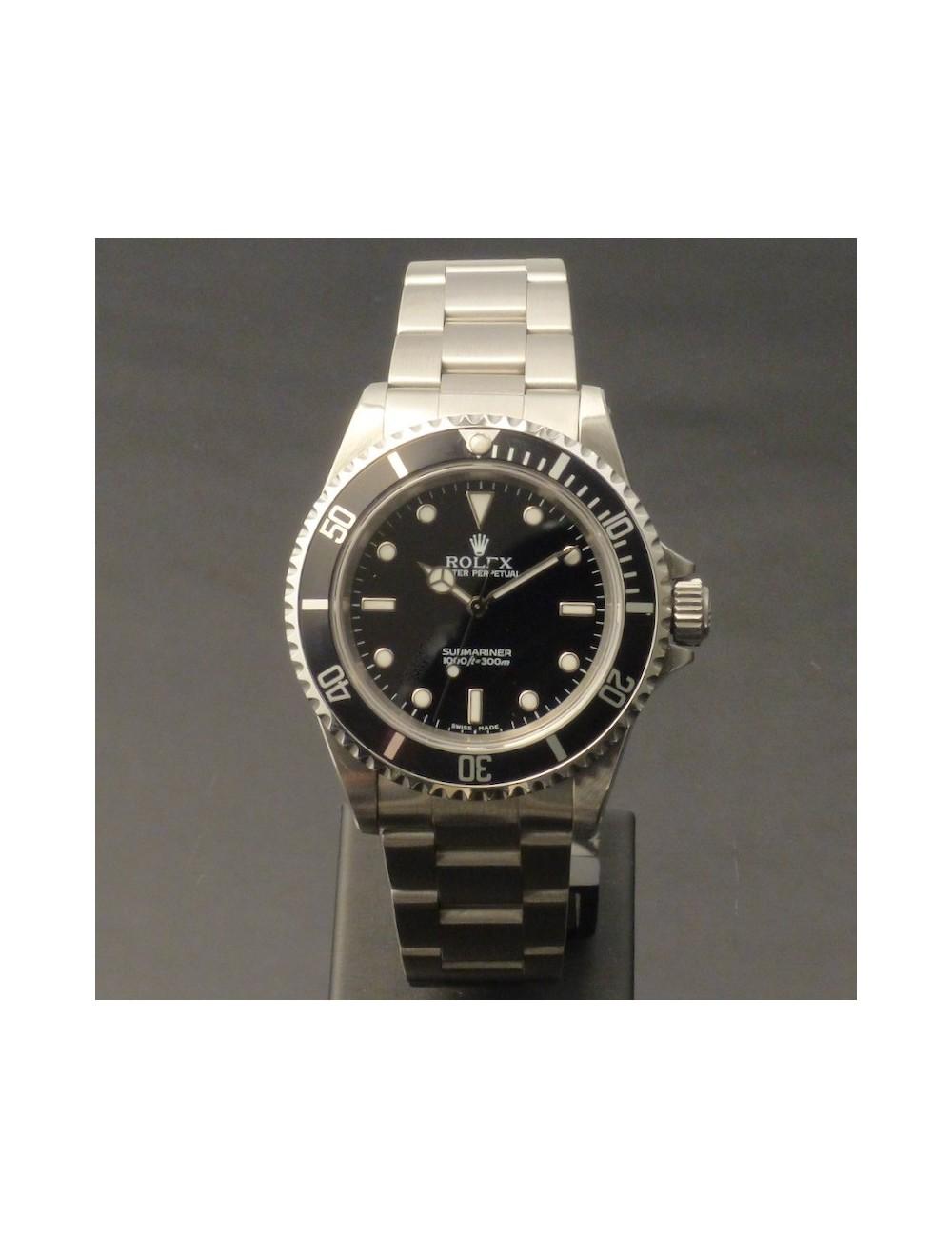 Rolex Submariner senza data anno 1999