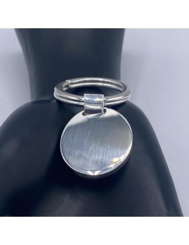 Portachiavi in argento