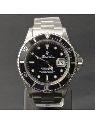Rolex Submariner con data