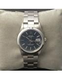 Rolex Date quadrante blu