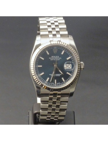Roex Datejust referenza 116234 anno 2013