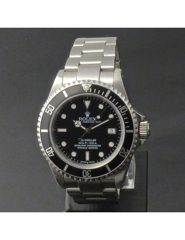 Rolex Sea-Dweller anno 1999