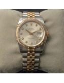 Rolex Datejust acciaio oro rosa anno 2014