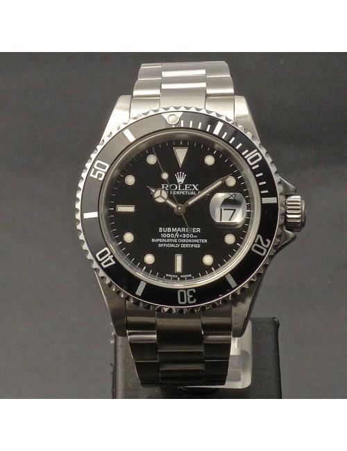 Rolex Submariner con data anno 2001