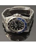 Rolex BATMAN oyster mai indossato