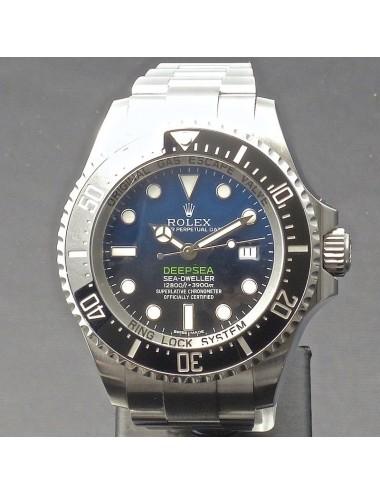 Rolex Deepsea Blue anno 2020